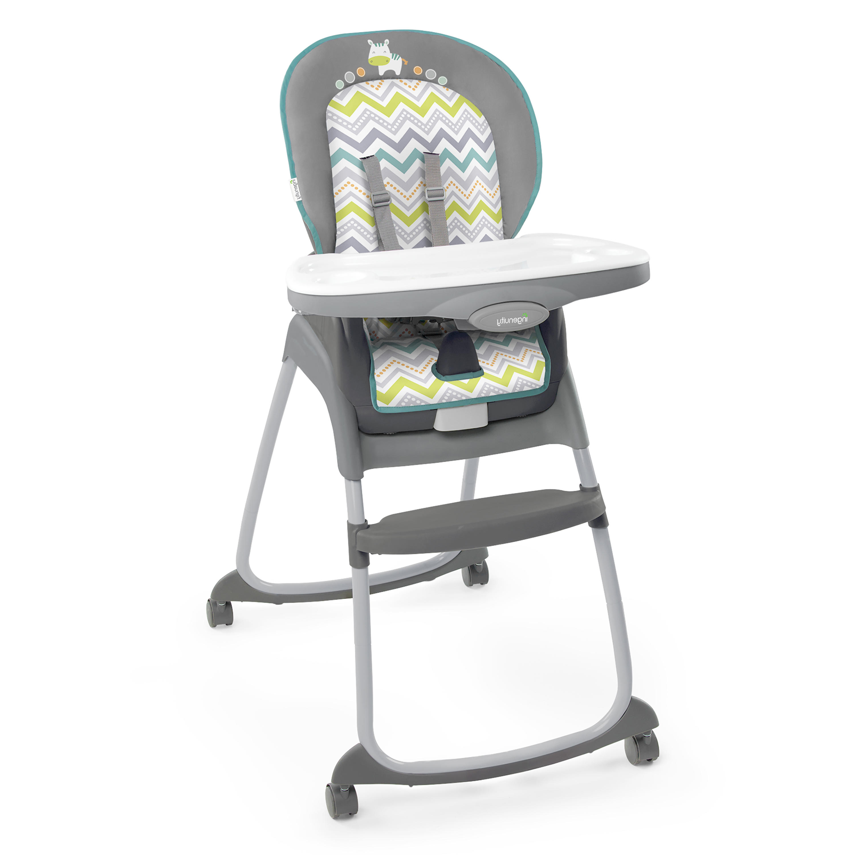 ingenuity high chair 3 in 1 cover merits power parts 2 trio ridgedale