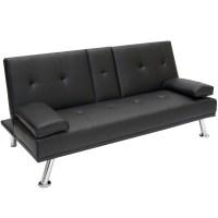 Entertainment Furniture Futon Sofa Bed Fold Up Down ...