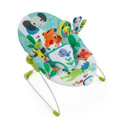 Bright Starts High Chair Big Chairs For Sale Jungle Stream Bouncer
