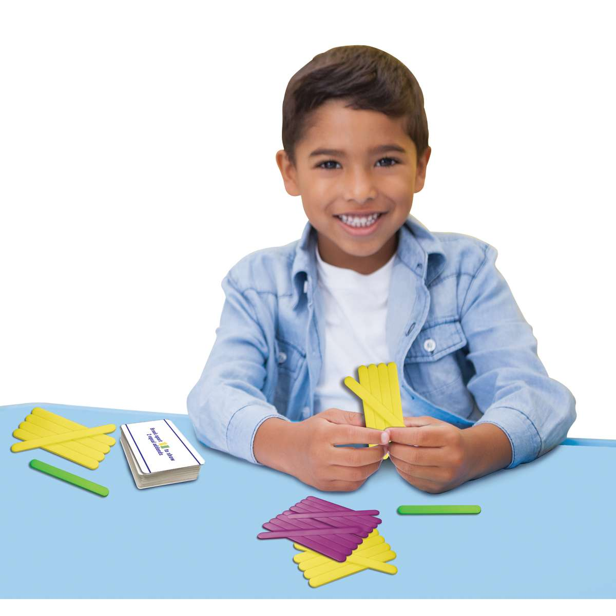 Sensational Math Hands On Tally Marks Activity Card Sets