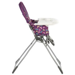 How To Fold Up A Cosco High Chair Folding Metal Simple Ebay