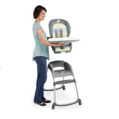 Ingenuity High Chair 3 In 1 Cover U Shaped Trio Ridgedale