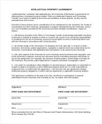 Copyright Agreement Template Uk Copyright License Agreement