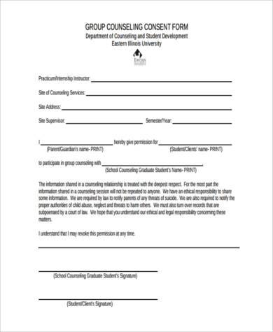 Group Counselling Consent Form on 2001 Dodge Stratus Horn Location