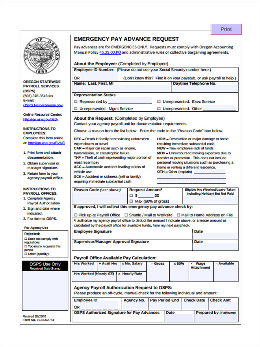 50 Sample Employee Request Forms Rh Sampleforms Com Insurance Policy Change Request  Form Cummins Policy Request