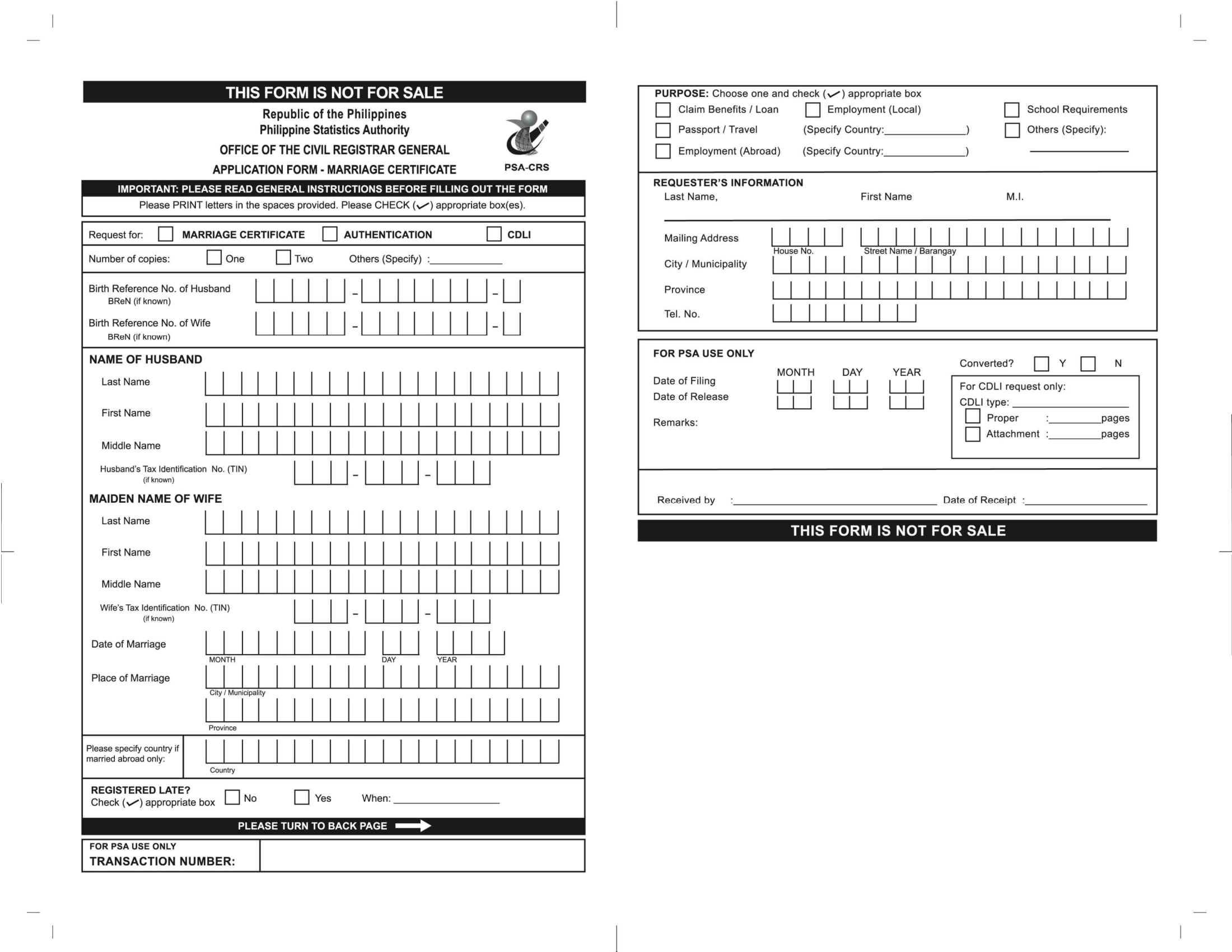 29+ Application Forms in PDF