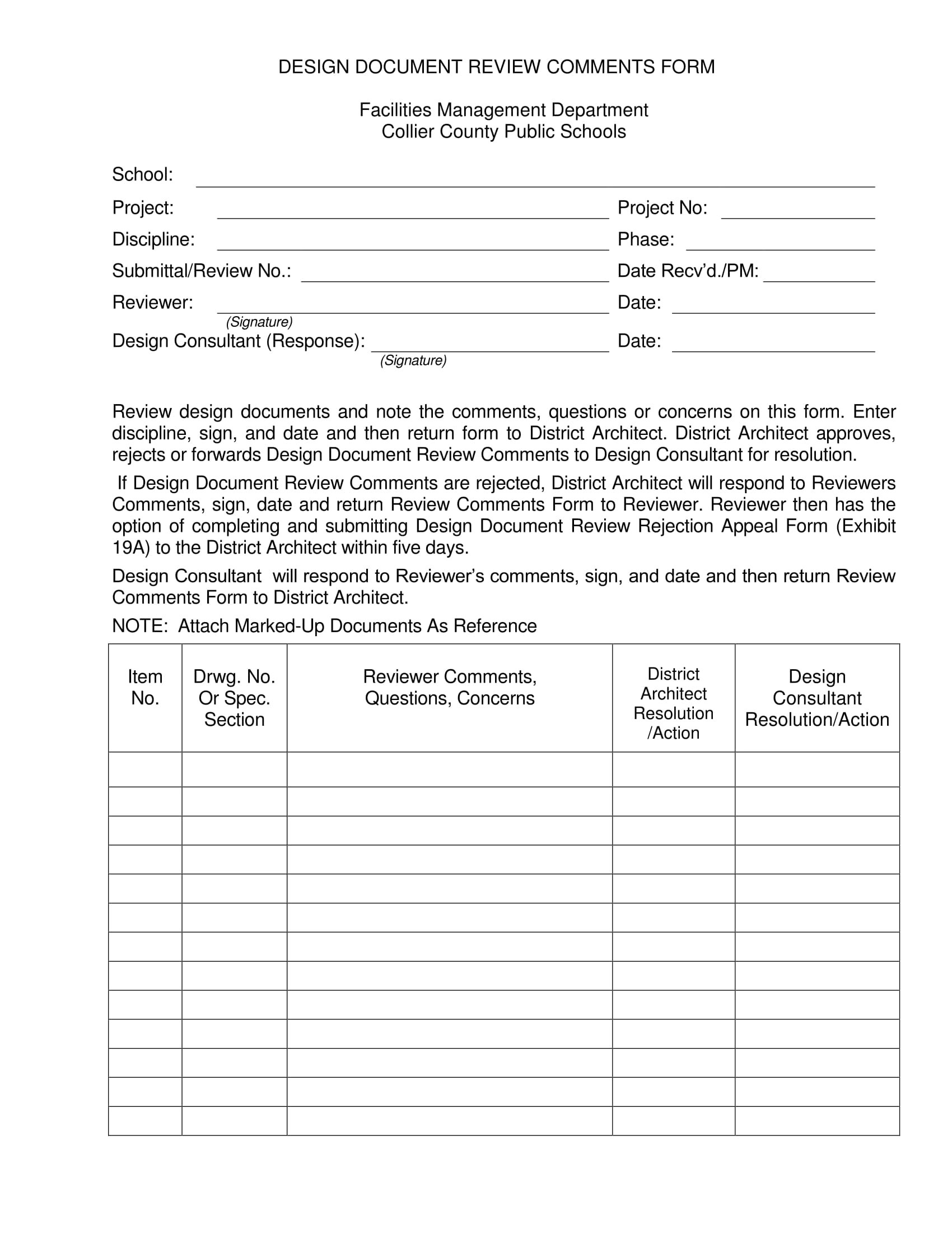 FREE 14+ Forms for Document Reviews in PDF | MS Word