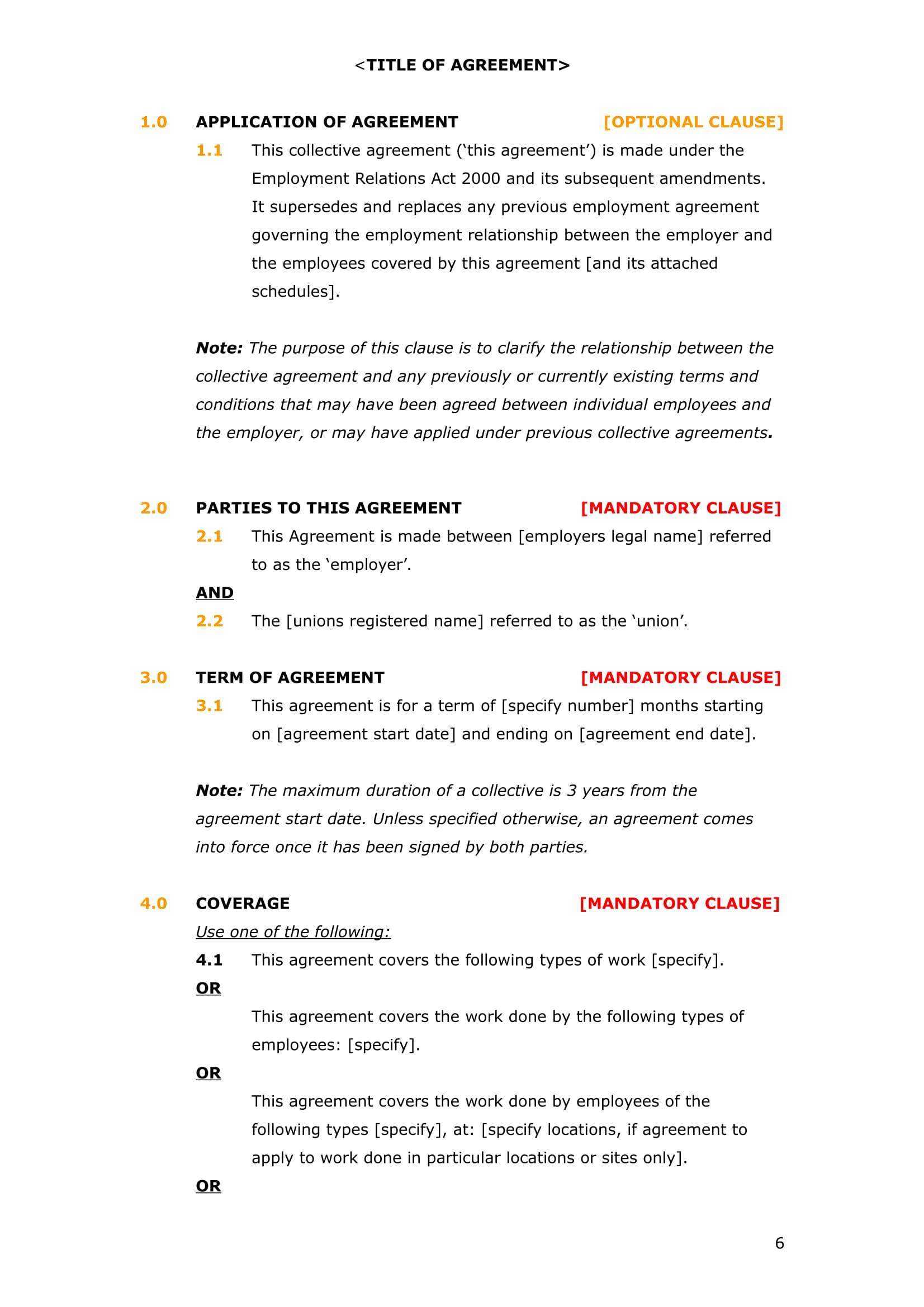 This legal agreement is a document that establishes and defines the rights and responsibilities of both parties namely the employer and the employee or the worker and the. Free 8 Employment Agreement Forms In Pdf Ms Word