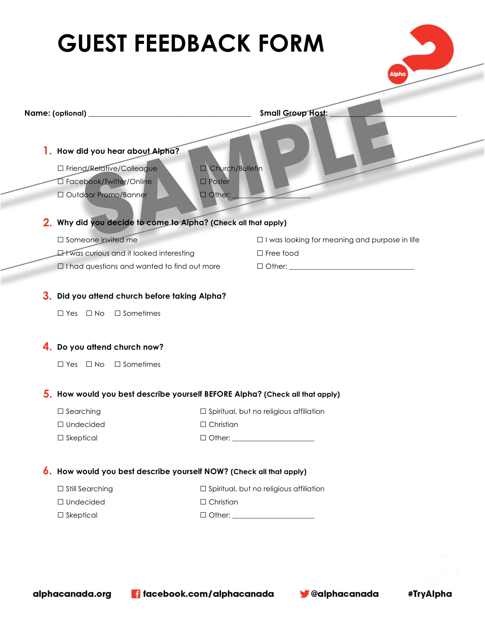 FREE 15+ Customer and Guest Feedback Forms in PDF