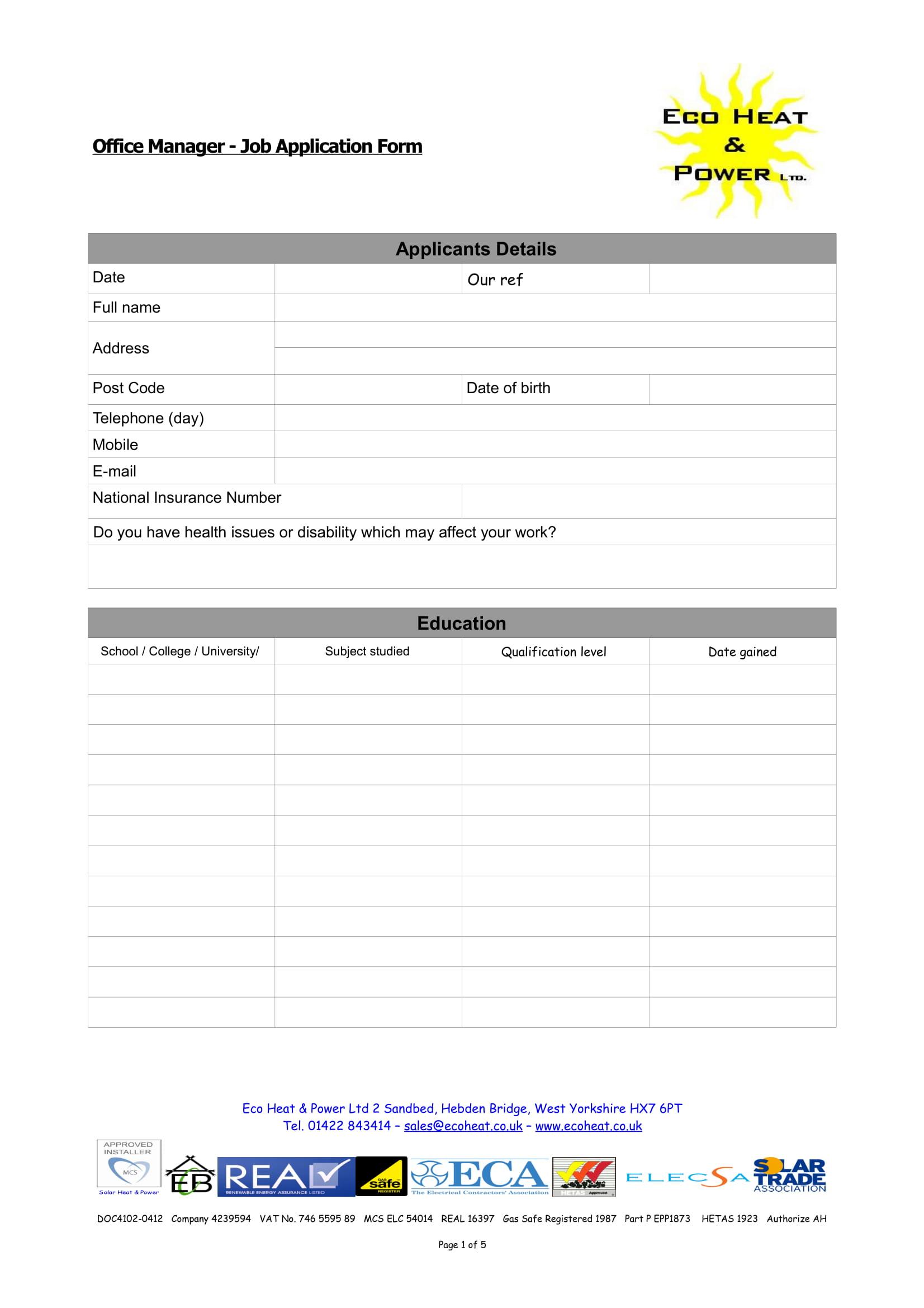 Job Application ]   Job-Applications, Job-Applications.com Kmart ...