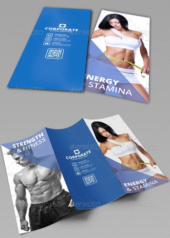 21 Best Gym Brochure Templates Download Documents In PSD