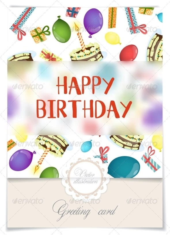 26 Greeting Card Templates AI PSD Google Docs Apple