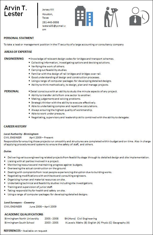 how do i make a free resume
