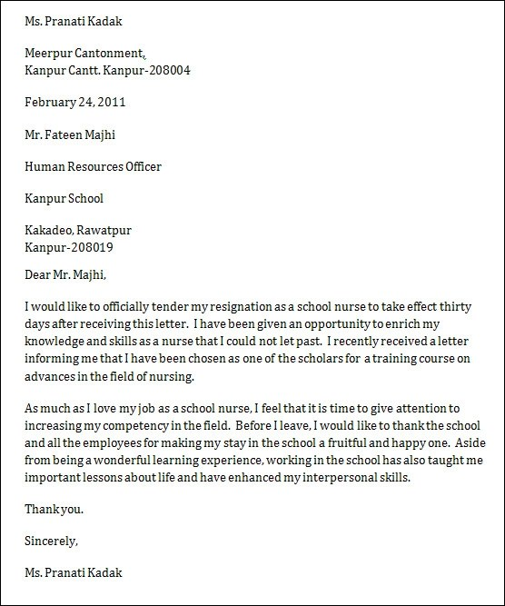 Sample Application Letter For Contract Job | Sample Customer ...