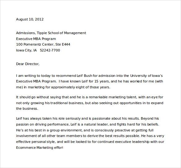 sample letter of recommendation for elementary student