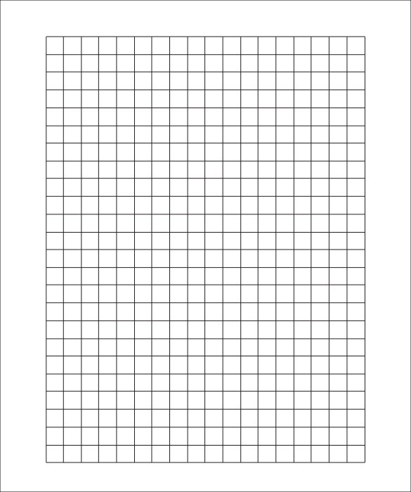 FREE 7+ 3D Graph Paper Templates in PDF