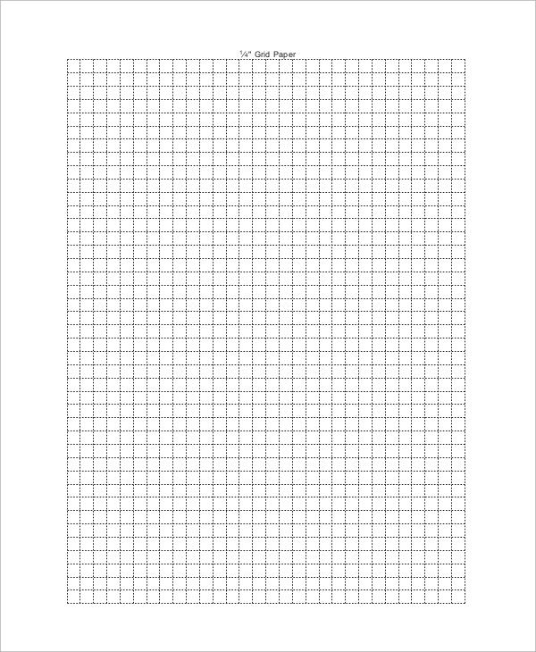 FREE 6+ Graph Paper Samples in PDF