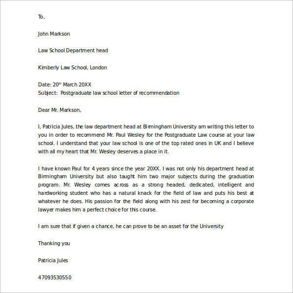 Free Commendation Letters Grude Interpretomics Co
