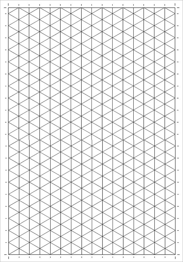 FREE 9+ Printable Blank Graph Paper Templates in PDF