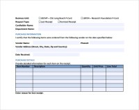 10 Sample Itemized Receipt Templates to Download