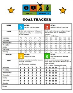Goal tracker template also tracking samples sample templates rh sampletemplates