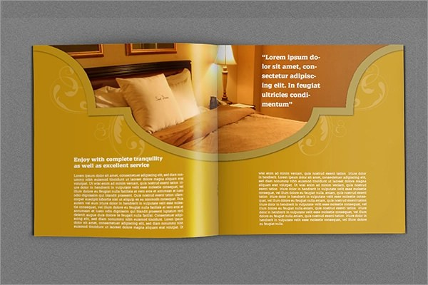 13 Hotel Brochure Templates Sample Templates
