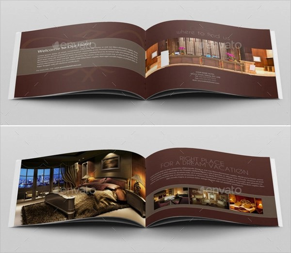 Hotel Brochure 9 Premium Download