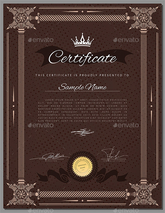 free certificate templates for kids