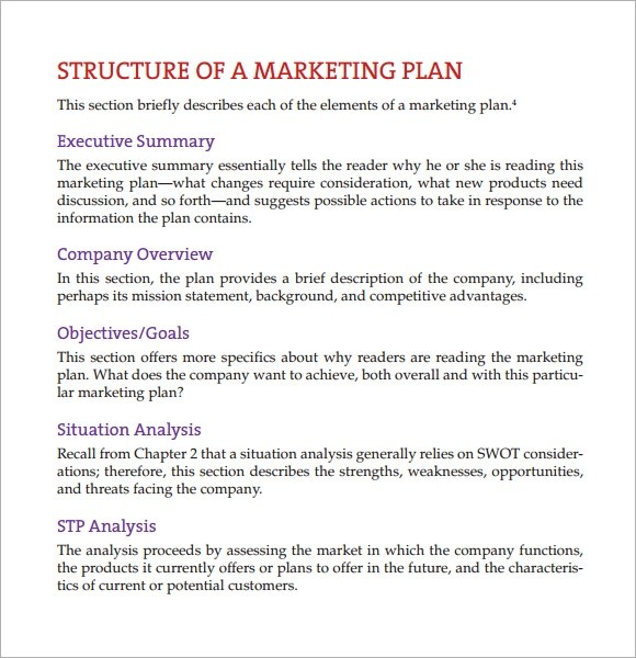 Sample Research Analysis Successful Business Plans Sbp Sample Page