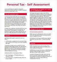8+ Tax Assessment Samples | Sample Templates