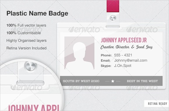 photograph regarding Secret Agent Badge Printable identify Satisfying Status Badge Template -