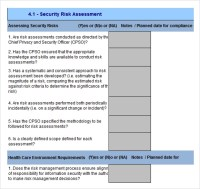 10+ Sample Security Risk Assessment Templates  PDF, Word ...
