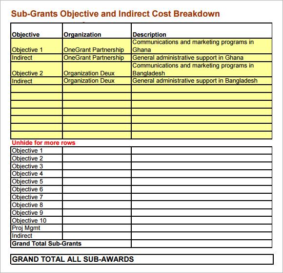 it budget spreadsheet