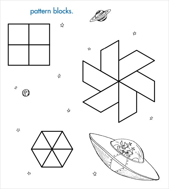 10 Useful Sample Pattern Block Templates to Download