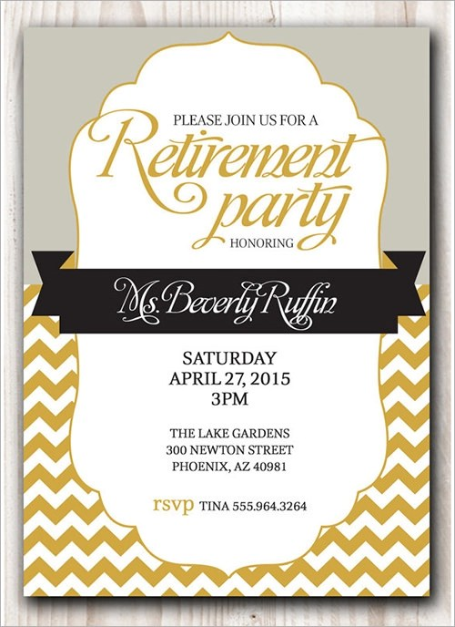 38 Invitation Templates  Sample Templates