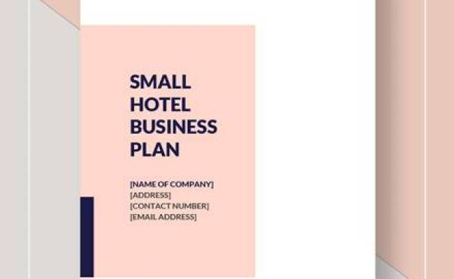 Free 20 Sample Restaurant Business Plan Templates In Ms