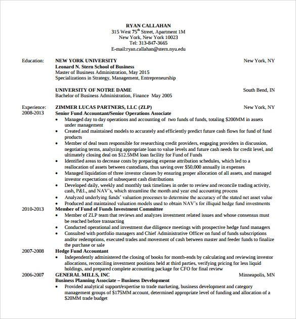 resume docs templates