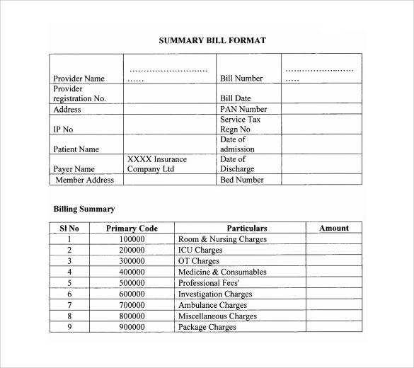 29+ Sample Invoice Templates | Sample Templates