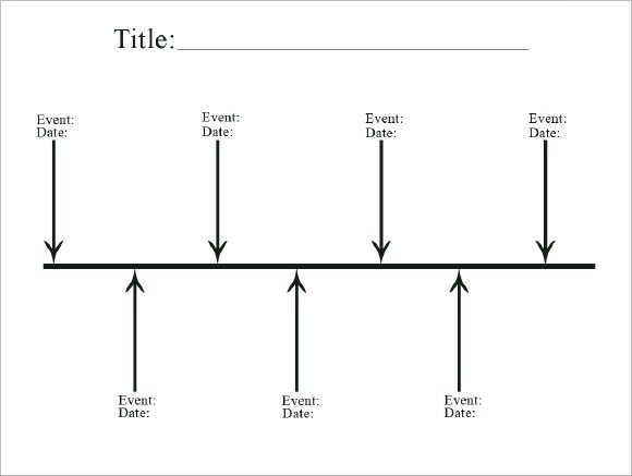 10 Timeline Templates for Kids