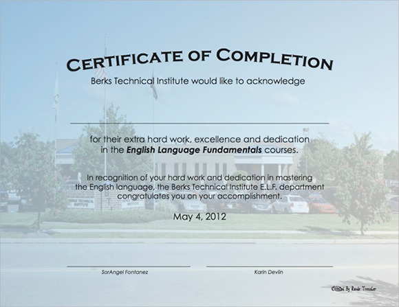 Work Certificates Samples Experience Letter Sample For
