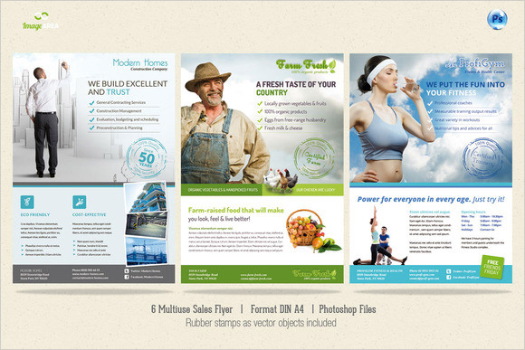 9 Sales Sheet Templates – Samples Examples & Format