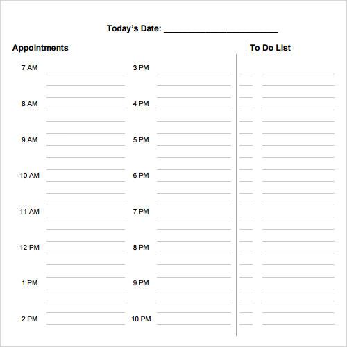 12 Sample Agenda Templates Free Samples Examples Format