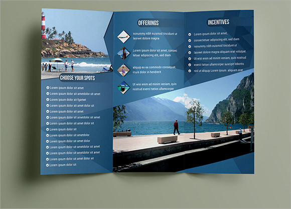 Travel Brochure 9 Samples Examples Format Sample