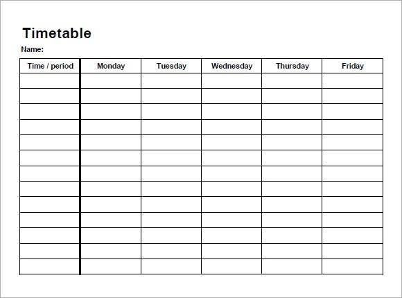 10 Monthly Calendar Templates Free Samples Examples Amp Format Sample Templates