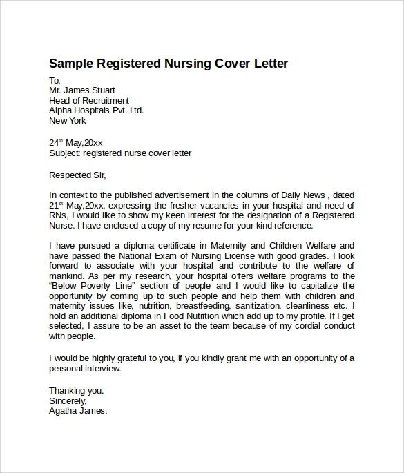 what is a cover letter for resume example