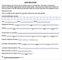 lien release forms - Tolg.jcmanagement.co