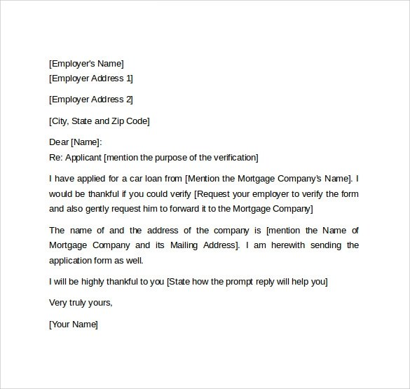 Free Sample Letter Requesting Certificate Employment Sample Resume