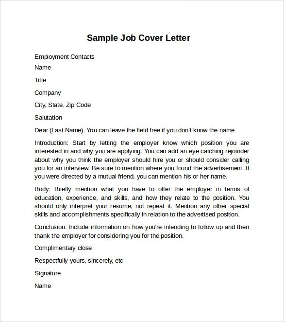 Cover Letter Example Of Resume For College