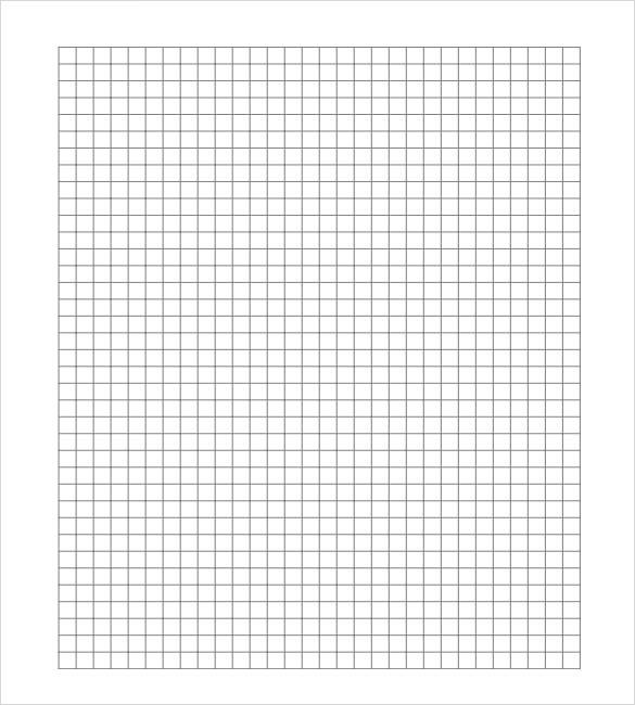 7 Grid Paper Templates
