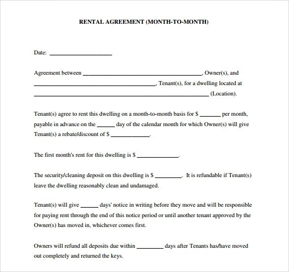 Lease Agreement Format Tamil Resume Pdf Download